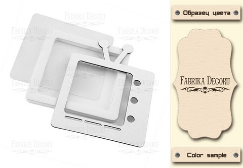 Fabrika Decoru - Shaker Dimension Set, TV