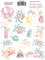 Fabrika Decoru - Tarra-arkki, Dreamy Baby Girl