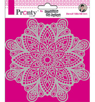 Pronty Crafts - Mandala 4, 6