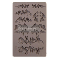 Prima Marketing - Decor Mould, Delicate Flora, Silikonimuotti