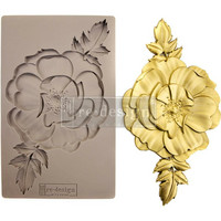 Prima Marketing - Decor Mould, In Bloom, Silikonimuotti