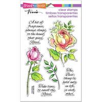 Stampendous - Fragrant Rose, Leimasetti