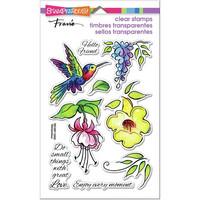 Stampendous - Hummingbird, Leimasetti