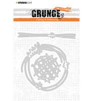 Studio Light - Grunge Collection 4.0, nr.273, Stanssi