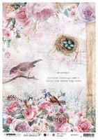 Studio Light - Jenine's Mindful Art, Rice Paper Nr.12