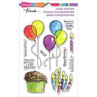 Stampendous - Balloons & More, Leimasetti