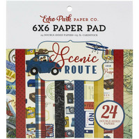 Echo Park -  Scenic Route, Paperikko 6