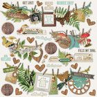 Simple Stories - Simple Vintage Great Escape Banner Sticker 12