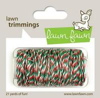Lawn Fawn - Lawn Trimmings, Mistletoe
