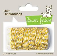 Lawn Fawn - Lawn Trimmings, Lemon