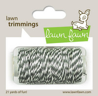 Lawn Fawn - Lawn Trimmings, Cloudy