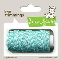 Lawn Fawn - Lawn Trimmings, Aquamarine