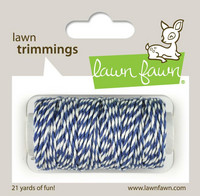 Lawn Fawn - Lawn Trimmings, Blue Jay