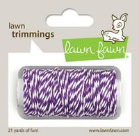 Lawn Fawn - Lawn Trimmings, Eggplant