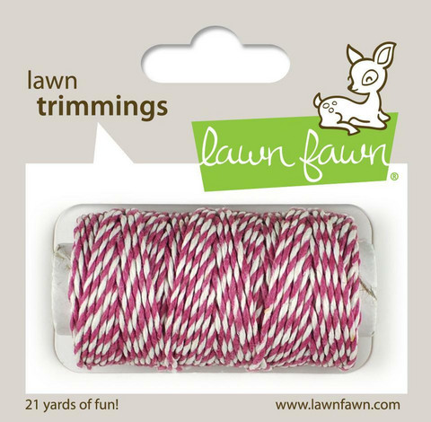 Lawn Fawn - Lawn Trimmings, Orchid
