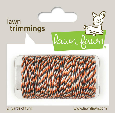 Lawn Fawn - Lawn Trimmings, Spooky