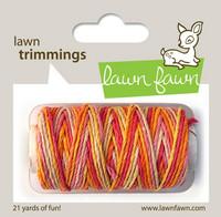 Lawn Fawn - Lawn Trimmings, Pink Lemonade