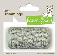 Lawn Fawn - Lawn Trimmings, Meadow Sparkle