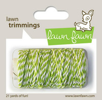 Lawn Fawn - Lawn Trimmings, Lime