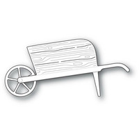 Poppy Stamps - Country Garden Wheelbarrow, Stanssi
