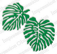Impression Obsession - Tropical Monstera, Stanssi