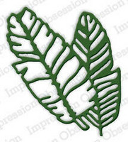 Impression Obsession - Banana Leaves, Stanssi