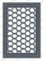 Impression Obsession - Framed Chicken Wire, Stanssi