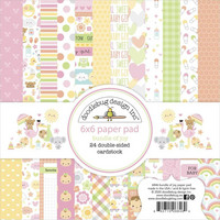 Doodlebug - Bundle Of Joy, Double-Sided Paper Pad 6