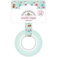 Doodlebug - Soda-Licious, Washi Tape 15mmX11m