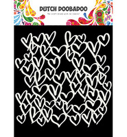 Dutch Doobadoo - Hearts 6