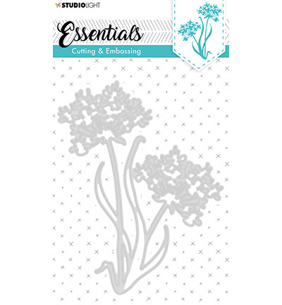 Studio Light - Stanssi, Embossing Die Cut Essentials nr.306