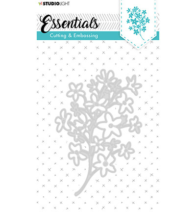 Studio Light - Stanssi, Embossing Die Cut Essentials nr.307