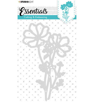 Studio Light - Stanssi, Embossing Die Cut Essentials nr.257