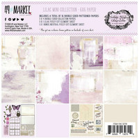 49 And Market - Vintage Artistry Lilac, Collection Pack 12