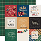 Echo Park - Witches and Wizards Double-Sided Cardstock 12