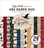 Echo Park - Witches and Wizards Double-Sided Paper Pad 6