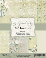 Reprint - A Special Day Paper Pack 6
