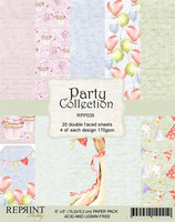Reprint - Party Paper Pack 6