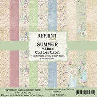 Reprint - Summer Vibes, Paperikko, 8