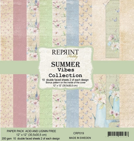 Reprint - Summer Vibes, 12