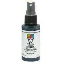 Dina Wakley - Media Gloss Spray, Medieval, 56ml