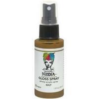 Dina Wakley - Media Gloss Spray, Gilt, 56ml