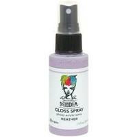Dina Wakley - Media Gloss Spray, Heather, 56ml