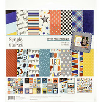 Simple Stories - Bro & Co. Collection Kit 12