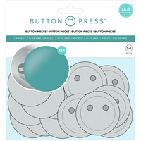 We R - Button Press Refill Pack, Large