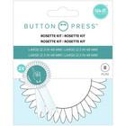 We R - Button Press Rosette Kit