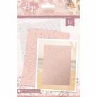 Crafter`s Companion - Sara Signature Collection Rose Gold, Kohokuviointitasku, Confetti Burst