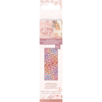 Crafter`s Companion - Sara Signature Collection Rose Gold, Papercraft Foil Roll, Holographic Rose (H)