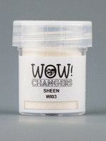 WOW!-kohojauhe, Changers, Sheen, 15ml