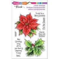 Stampendous - Poinsettia Season, Leimasetti